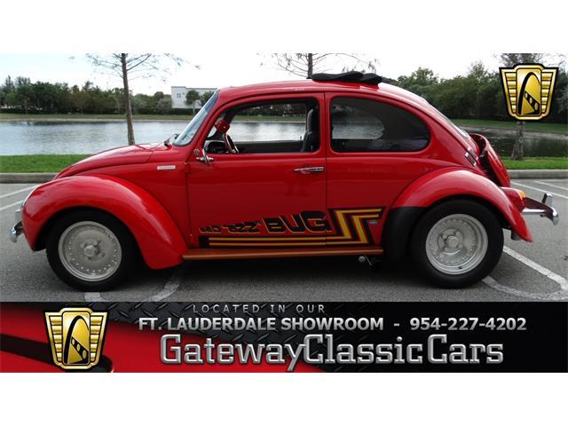 1974 Volkswagen Super Beetle | 952051