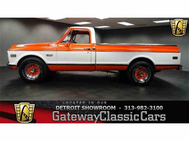 1972 GMC 2500 | 952065