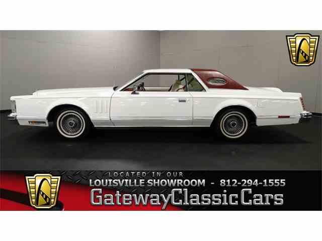 1978 Lincoln Continental | 952080