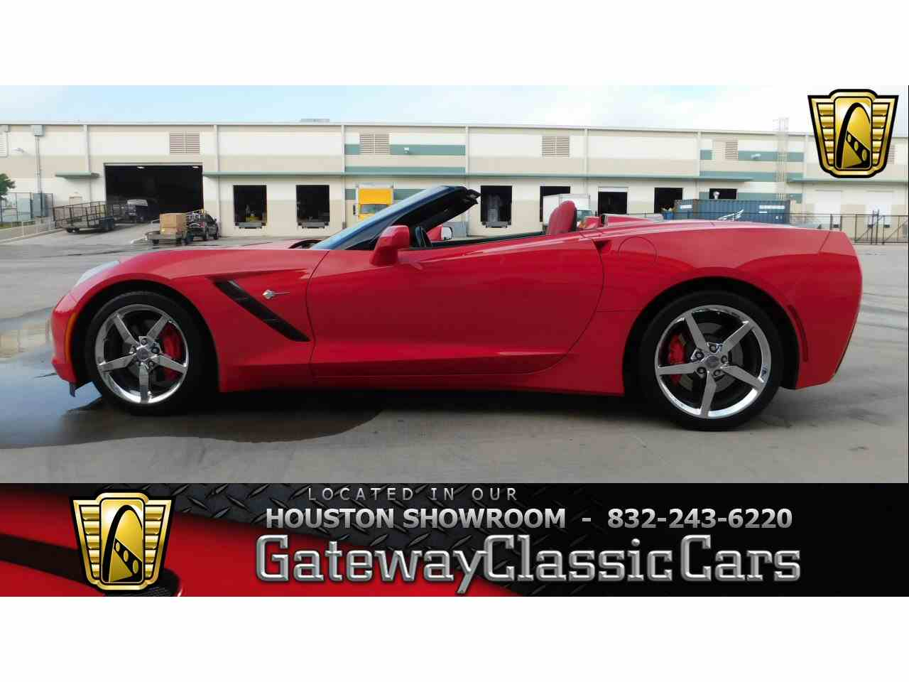 Large Picture of 2014 Chevrolet Corvette located in Houston Texas - $58,000.00 - KEMR