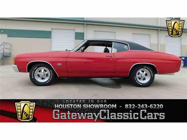 1972 Chevrolet Chevelle | 952092