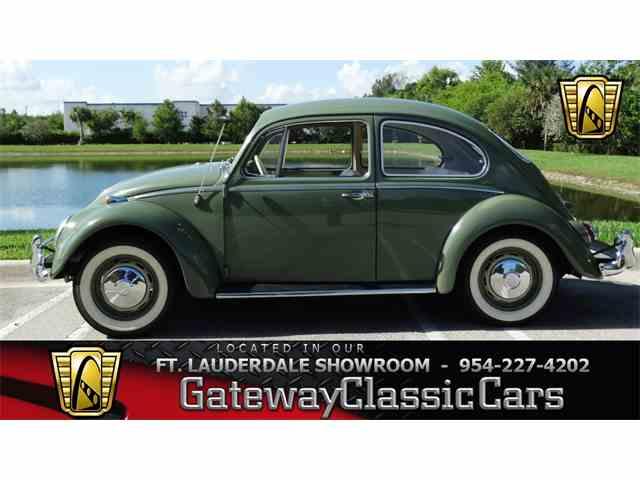 1966 Volkswagen Beetle | 952095