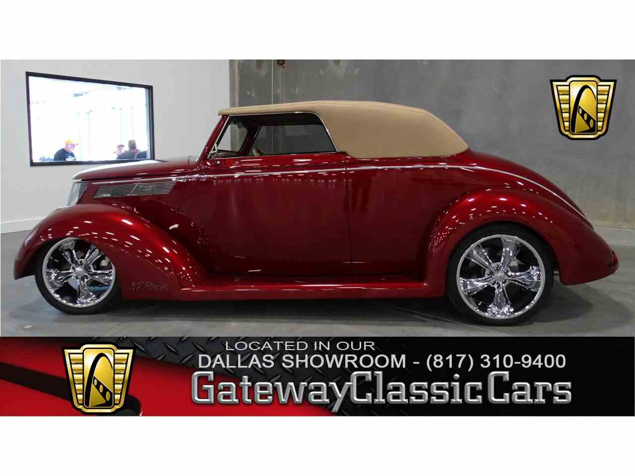 1937 Ford Cabriolet for Sale   ClassicCars.com   CC-952098