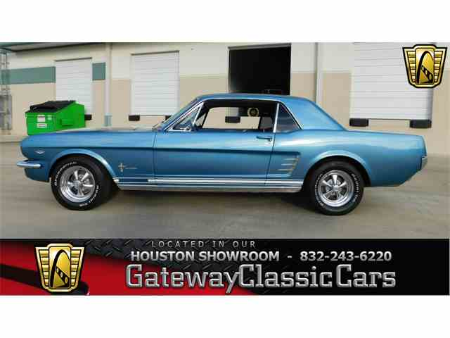 1966 Ford Mustang | 952105