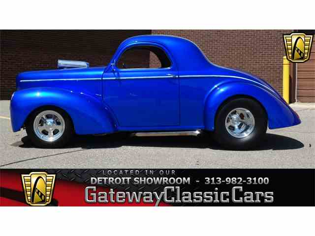 1940 Willys Coupe | 952115