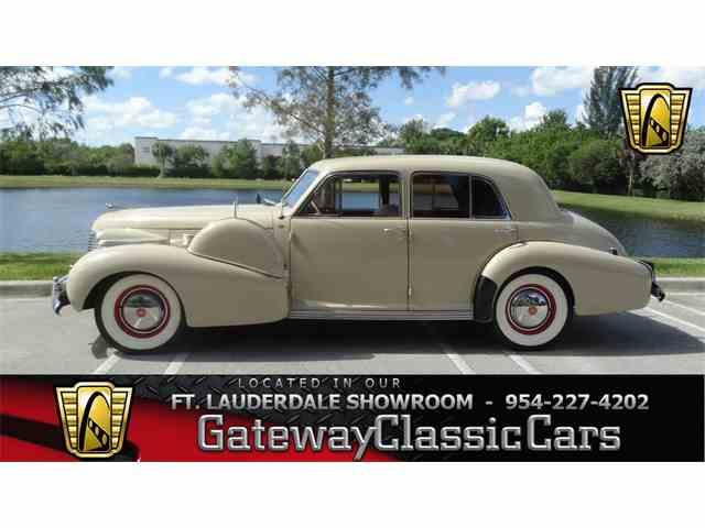1940 Cadillac Series 60 | 952123