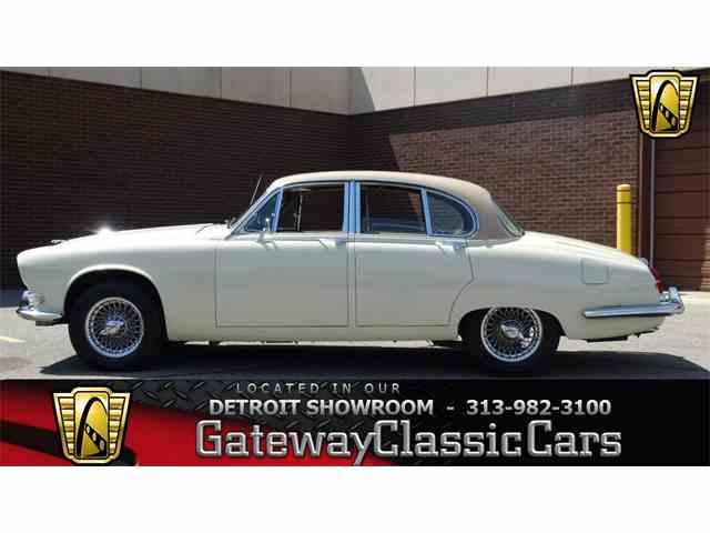 1967 Jaguar 420 | 952125