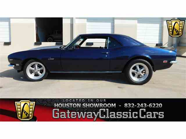 1968 Chevrolet Camaro | 952134