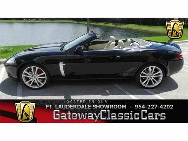2007 Jaguar XKR | 952137