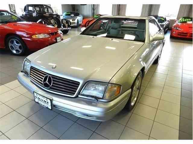 1999 Mercedes-Benz SL500 | 950214