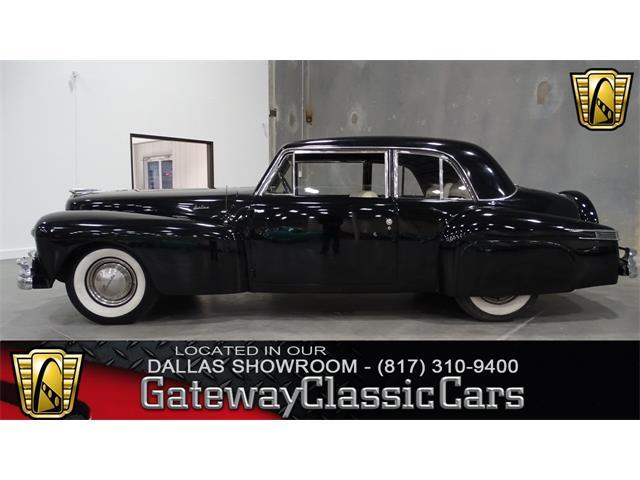 1948 Lincoln Continental | 952142