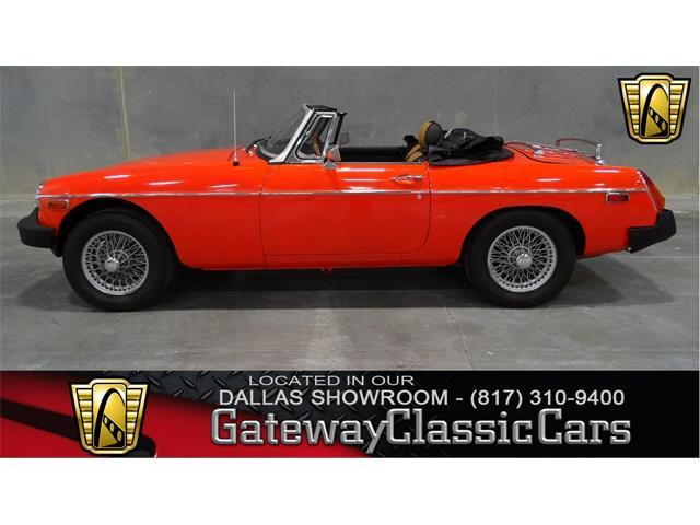 1979 MG MGB | 952143