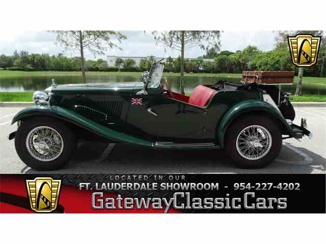 1953 MG TD | 952151