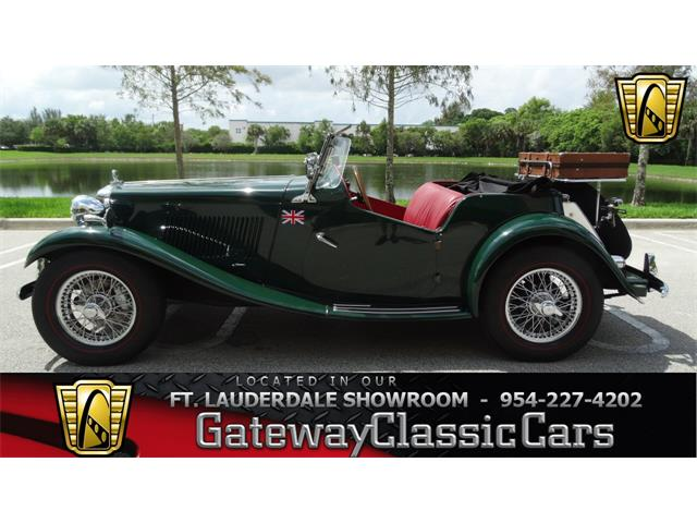 1953 MG TD   952151