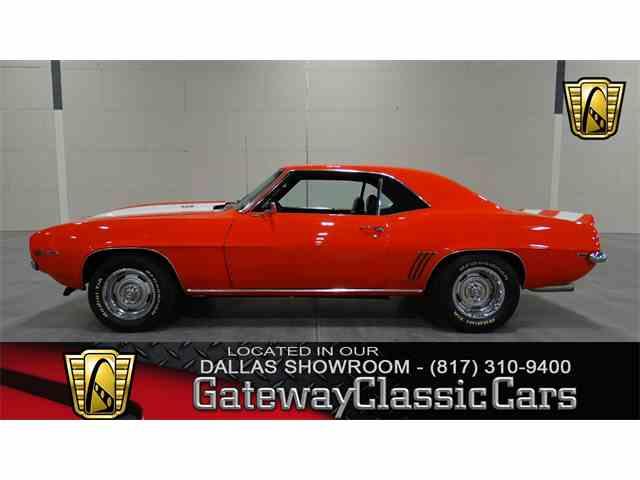 1969 Chevrolet Camaro | 952153