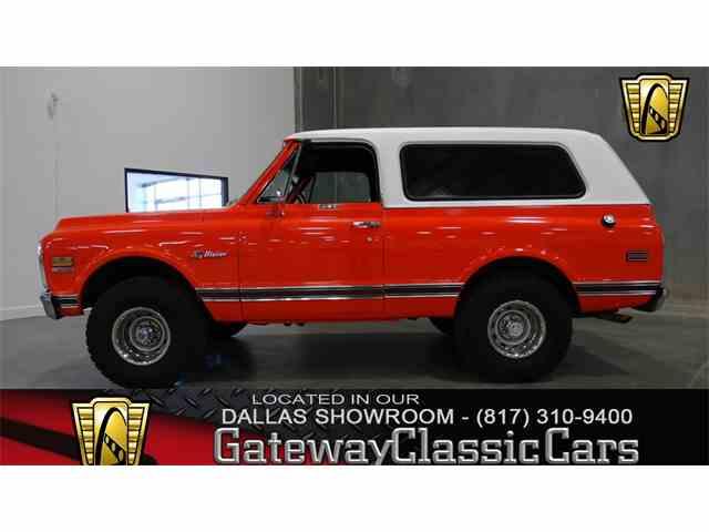 1972 Chevrolet Truck | 952154