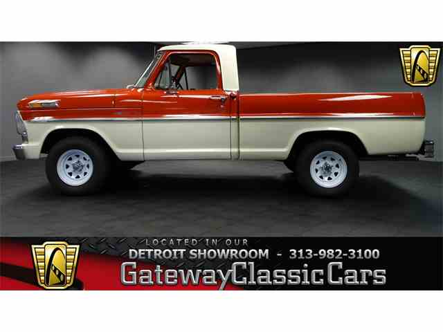 1968 Ford F100 | 952156