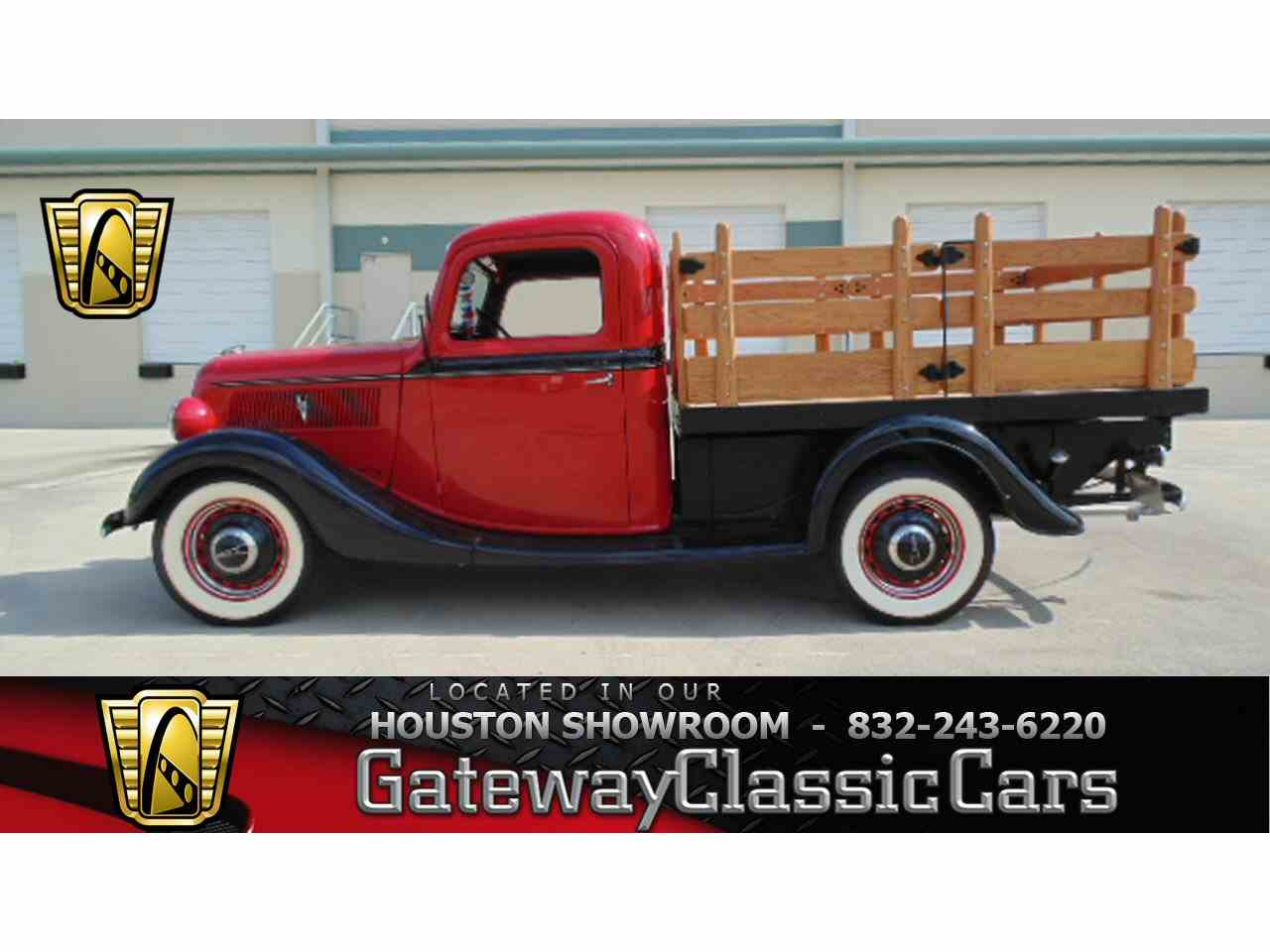 1937 Ford Pickup for Sale   ClassicCars.com   CC-952159