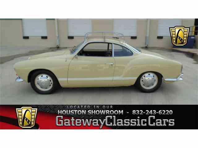 1967 Volkswagen Karmann Ghia | 952161