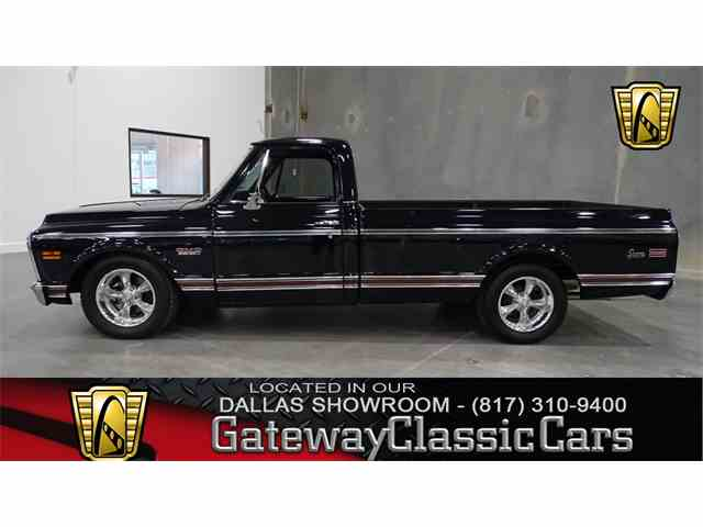 1972 GMC Sierra | 952163