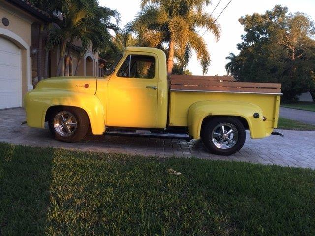1955 Ford F100   950217