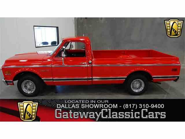 1972 Chevrolet C/K 10 | 952172