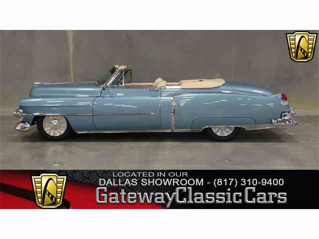 Picture of '53 Cadillac DeVille - $98,000.00 - KEPH