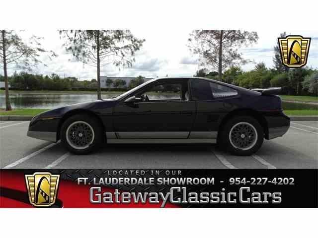 1987 Pontiac Fiero | 952191