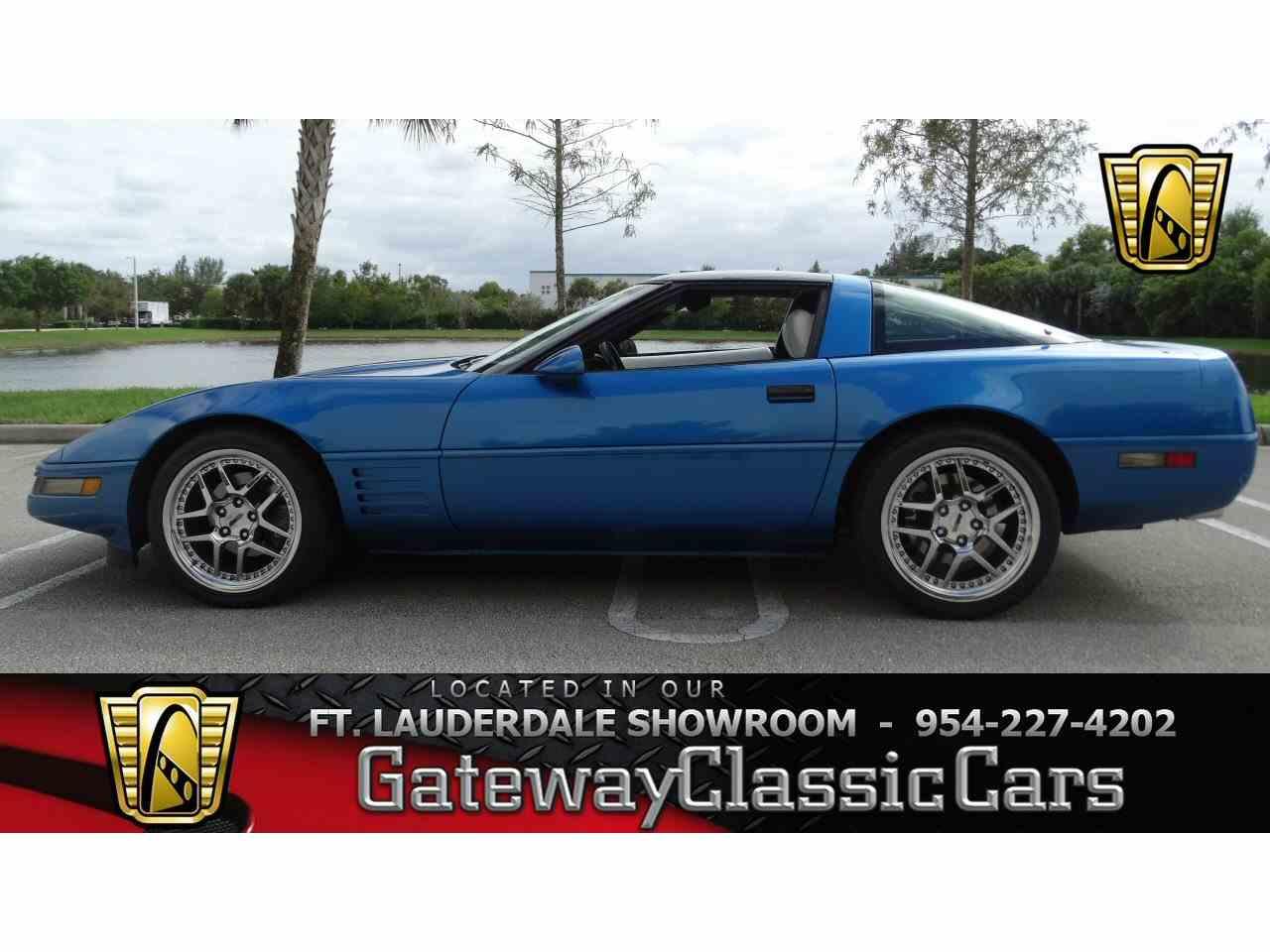 1992 Chevrolet Corvette for Sale - CC-952192