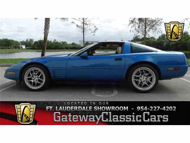 1992 Chevrolet Corvette | 952192