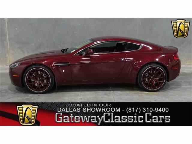 2008 Aston Martin Vantage | 952194