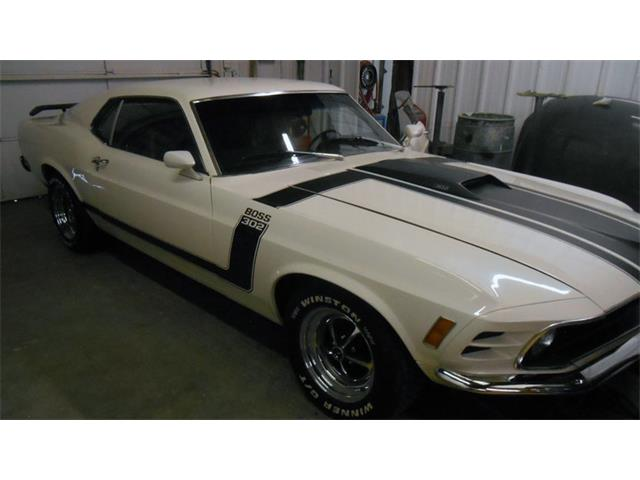 1970 Ford Mustang | 950022