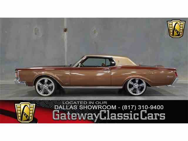 1970 Lincoln Continental | 952201