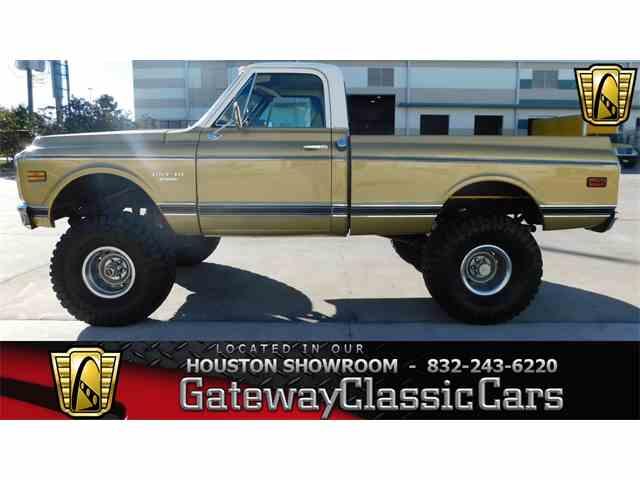 1970 Chevrolet C/K 10 | 952204