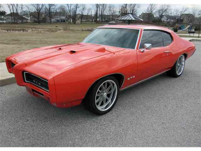 1969 Pontiac GTO | 950221