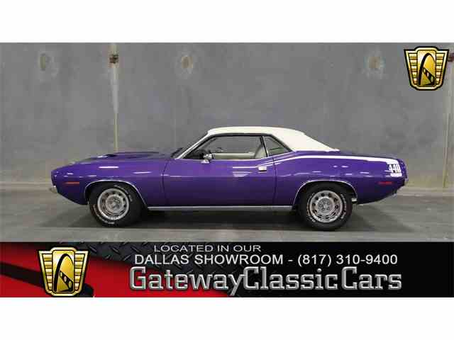 1970 Plymouth Barracuda | 952210
