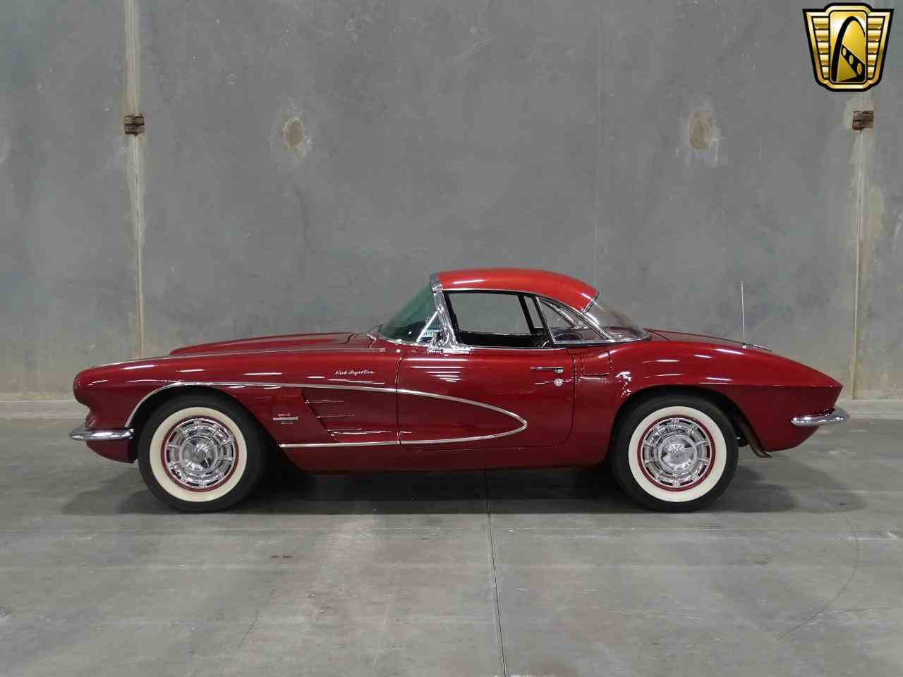 Large Picture of '61 Corvette - KEQF