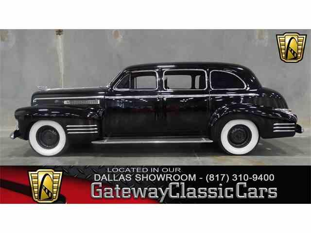 1941 Cadillac Fleetwood | 952216