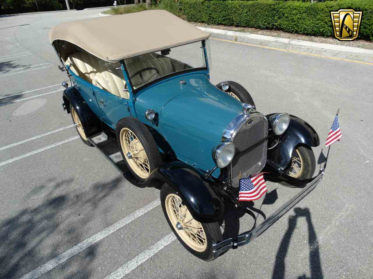 Large Picture of '29 Model A - KEQL