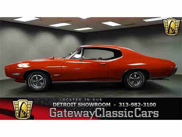 1968 Pontiac GTO | 952227