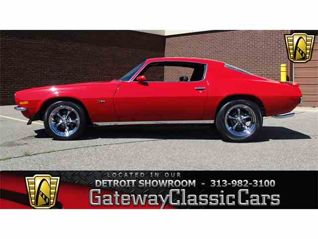 1970 Chevrolet Camaro | 952228