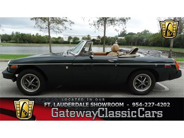 1978 MG MGB | 952237