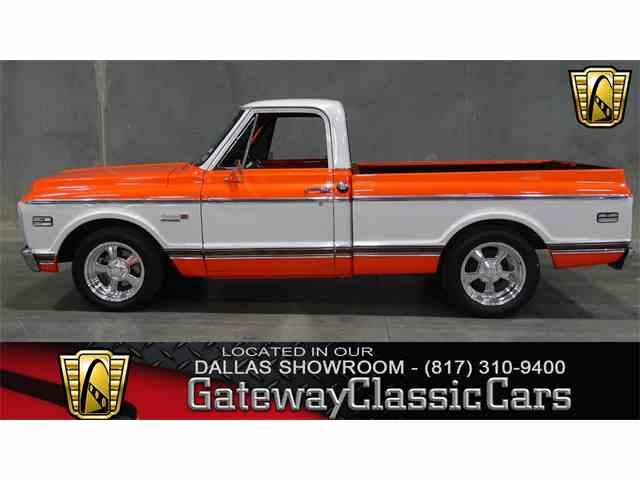 1972 Chevrolet C/K 10 | 952238