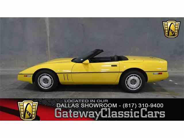 1987 Chevrolet Corvette | 952239