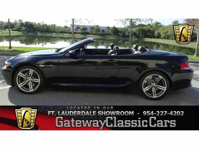 2007 BMW M6 | 952250