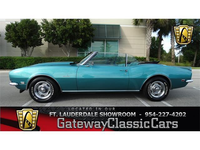 1968 Chevrolet Camaro | 952252