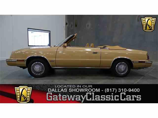 1985 Chrysler LeBaron | 952253