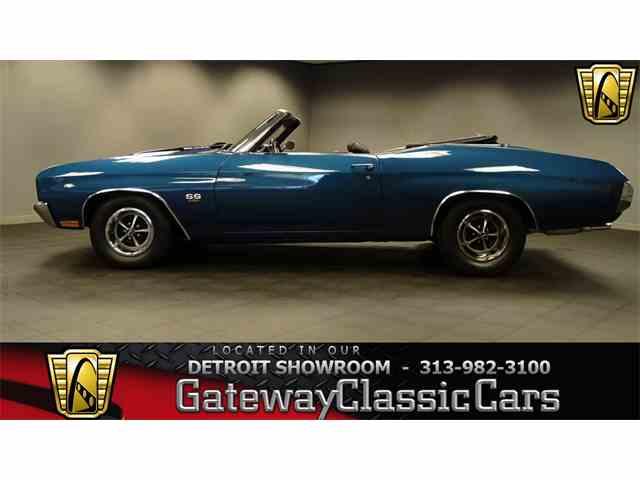 1970 Chevrolet Chevelle | 952256