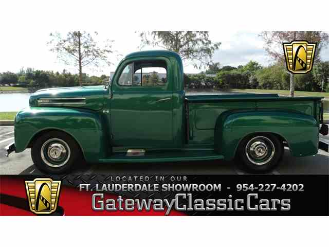 1950 Ford F1 | 952265