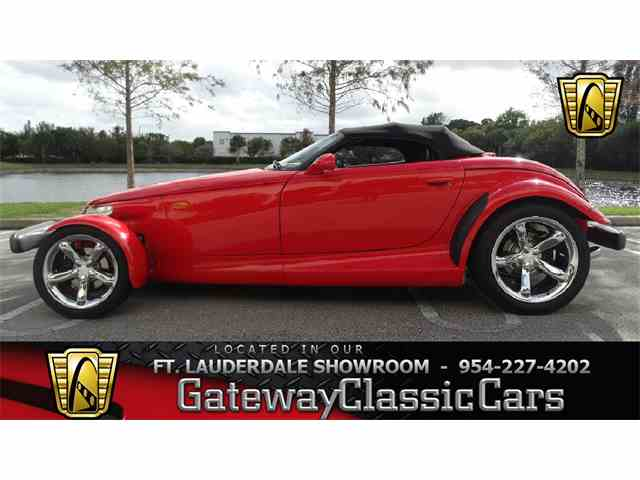 1999 Plymouth Prowler | 952267